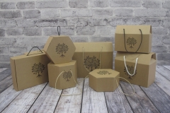 Gaveesker og emballasje
