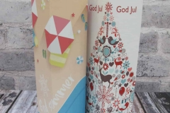 Vineske. Perfekt om man ønsker å gi bort en flaske god drikke i sommer- eller julegave. Printes med ønsket design, og bestilles i opplag fra 1 stk og oppover.
