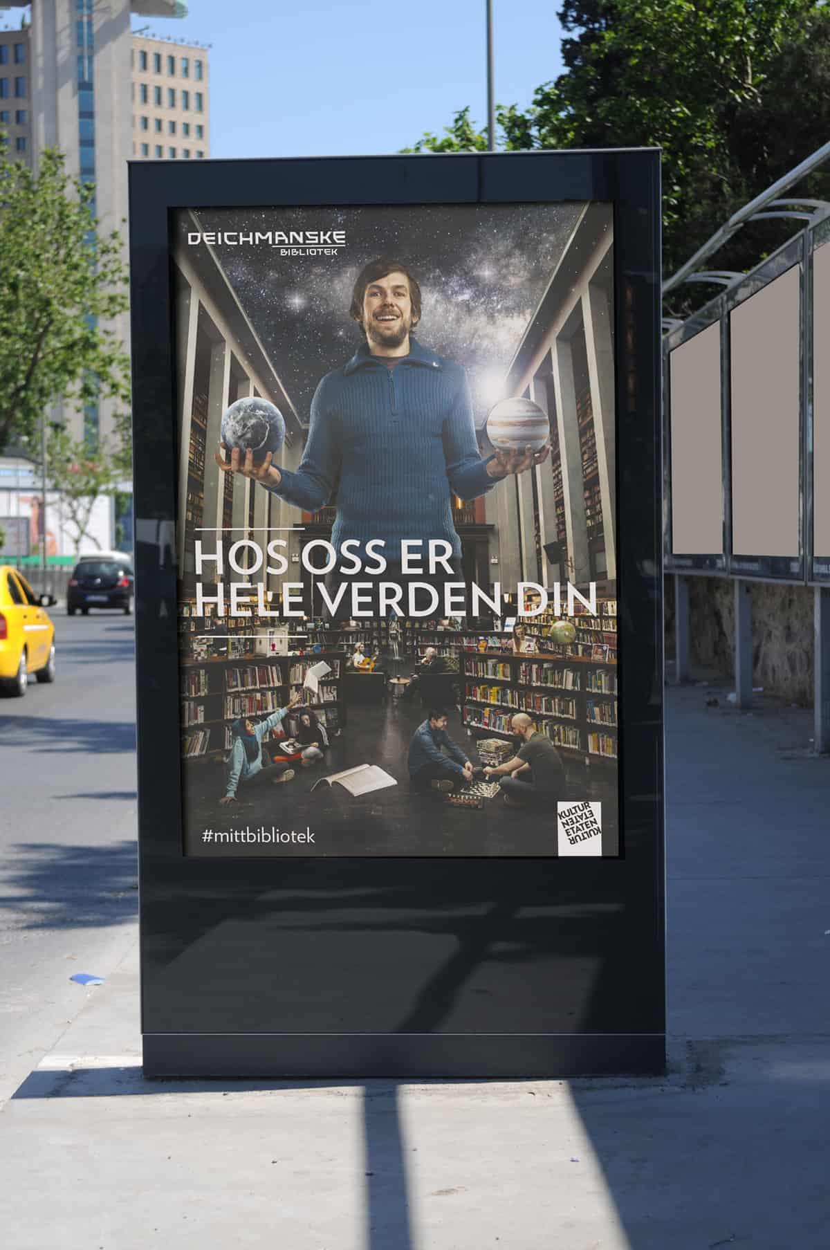 Plakater - Utendørs plakater - Eurosize