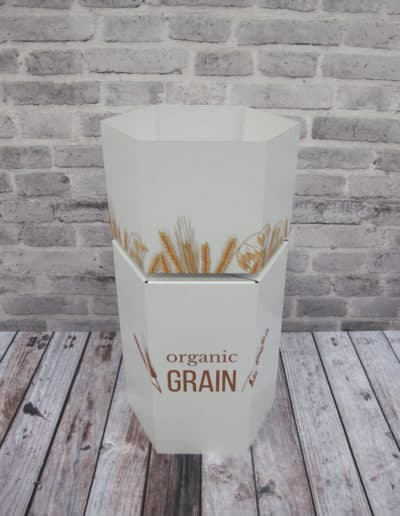 Display - Sjokkselgere/dumpere - Organic Grain