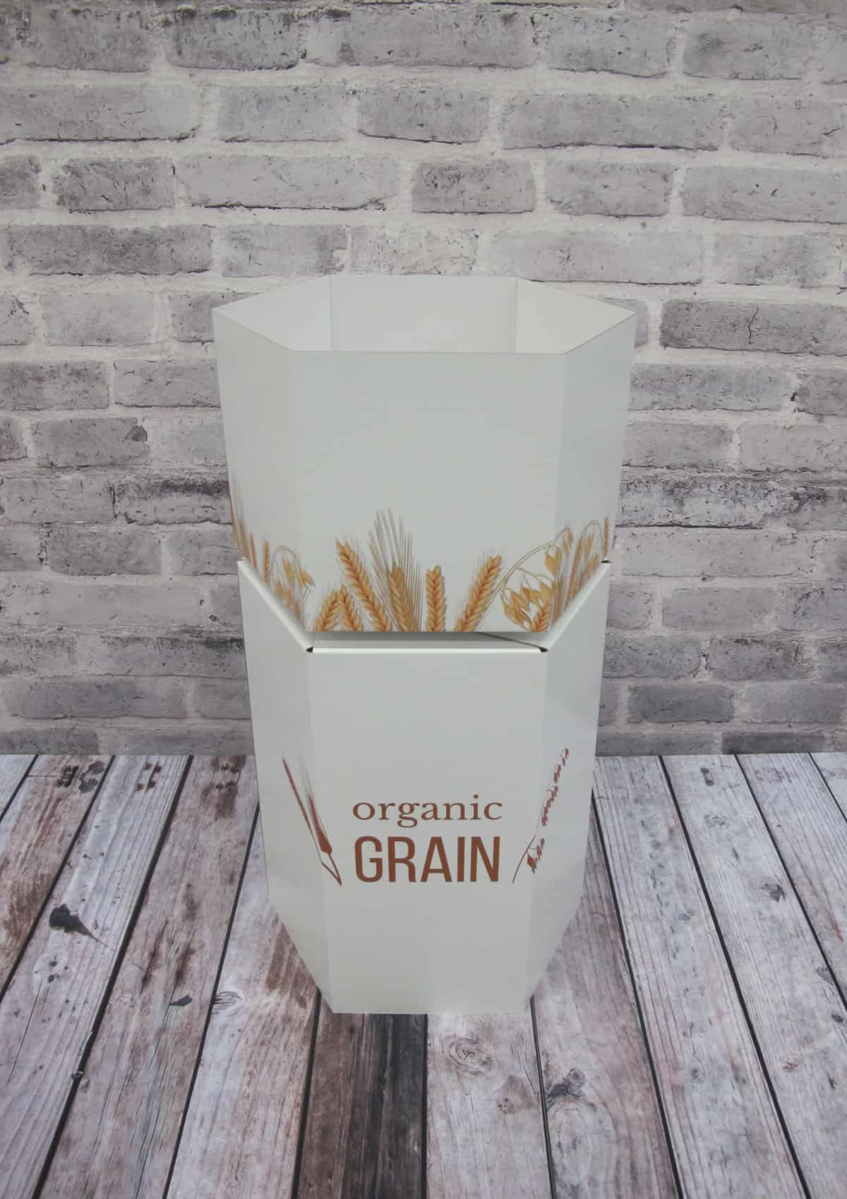 Display - Sjokkselgere/dumpere - Organic Grain