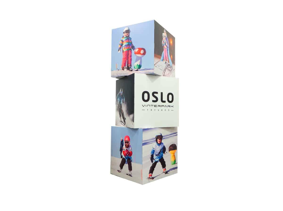 Display - Kuber - Oslo